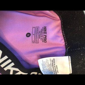 Nike Pros spanks